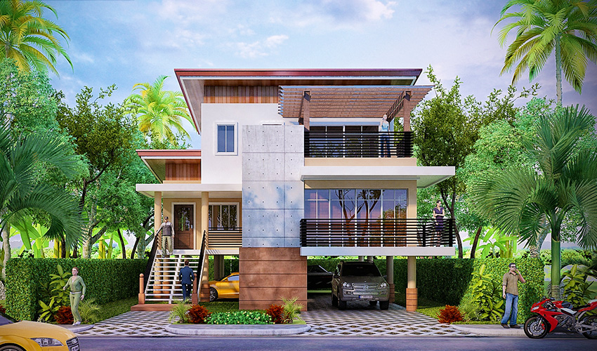 Disaster Proof Home Designs In The Philippines Zipmatch