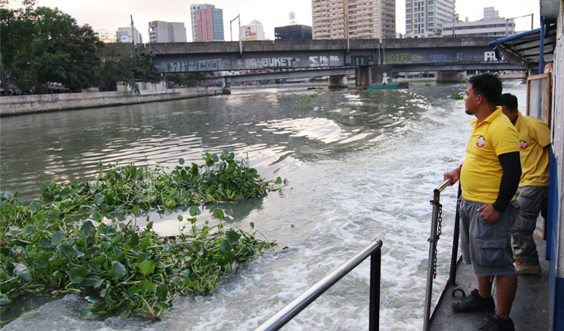 Pasig River Pasig River Ferry Will Change
