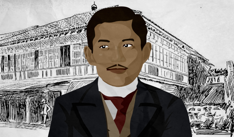 My home by dr. jose rizal essays