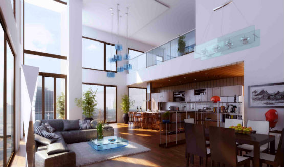 Layout Space Which Condo Unit Type Is For You ZipMatch - Condo type house