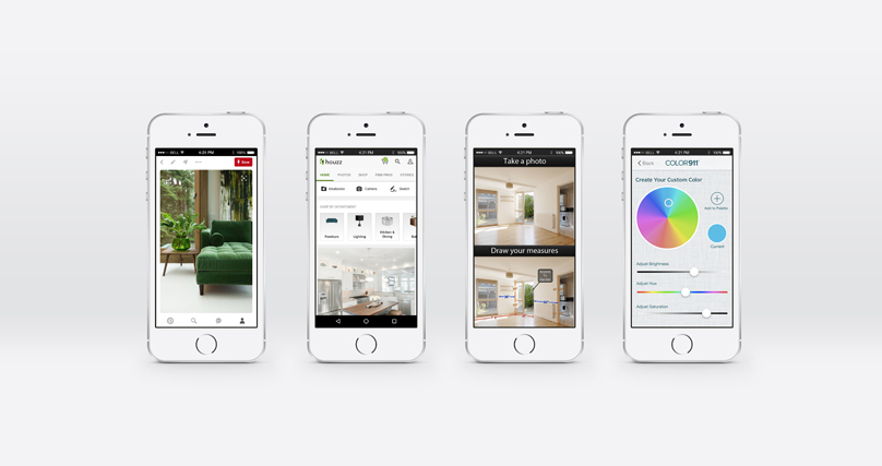 Home Decorating Mobile Apps For Android And Ios Zipmatch