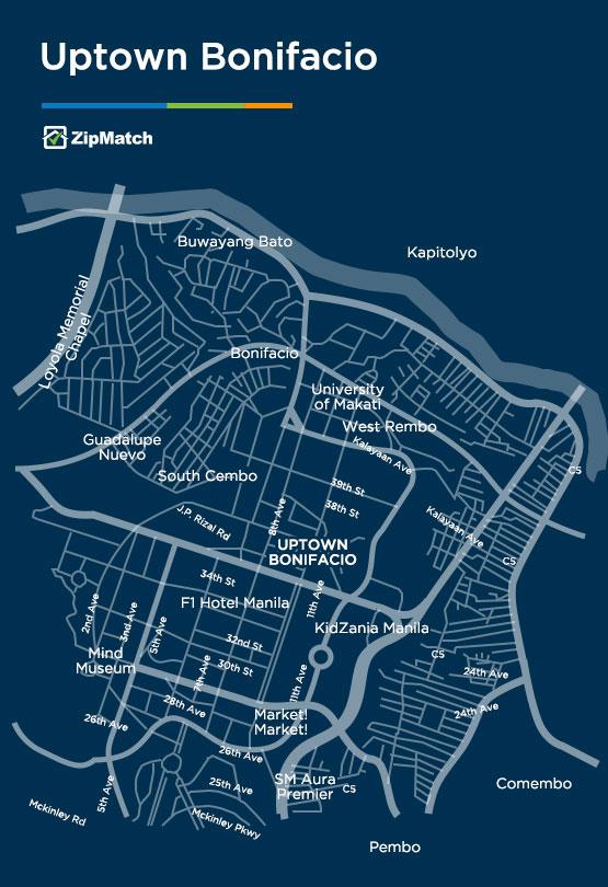 megaworld fort map