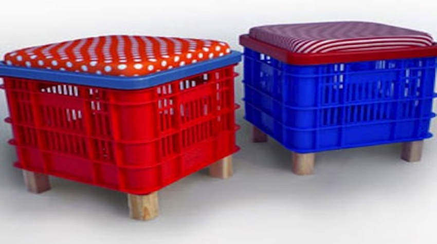 Recycled Seats