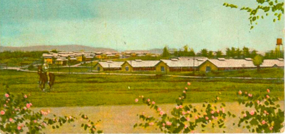 baracks fort mckinley