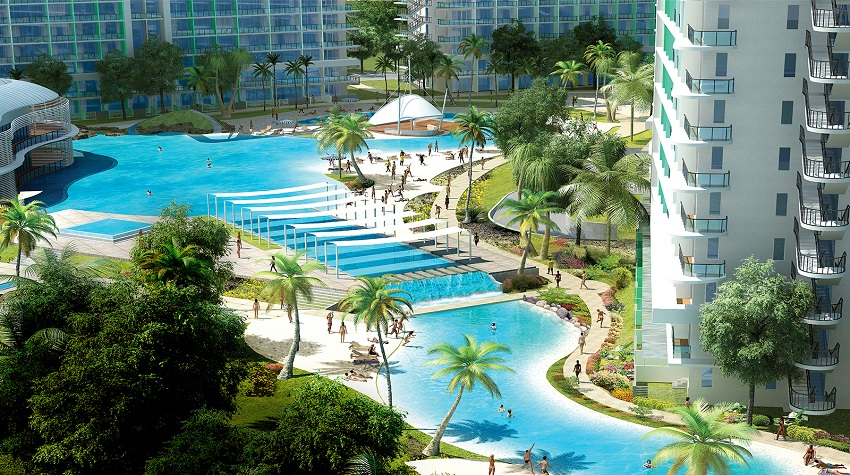 Awesome condo swimming pools for the summer zipmatch - Private swimming pool near metro manila ...