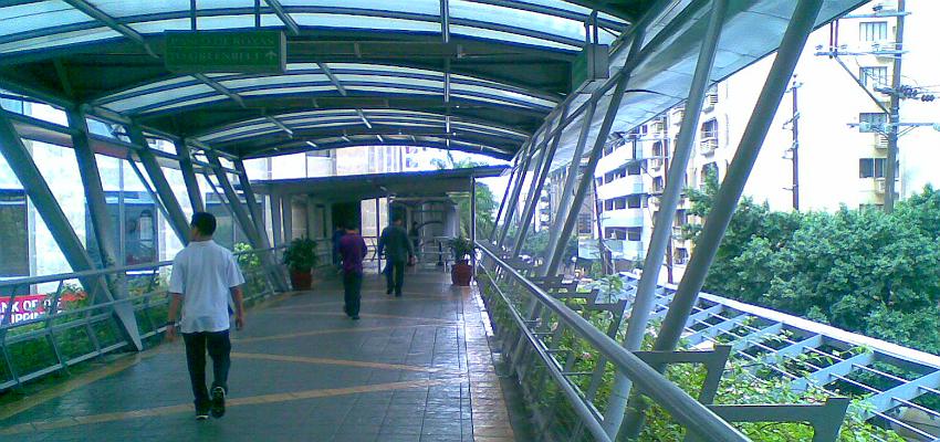 makati overpass