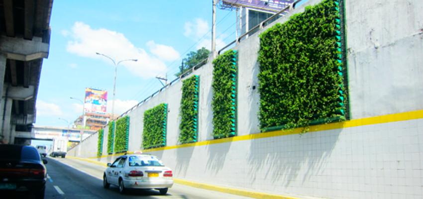 edsa vertical gardens