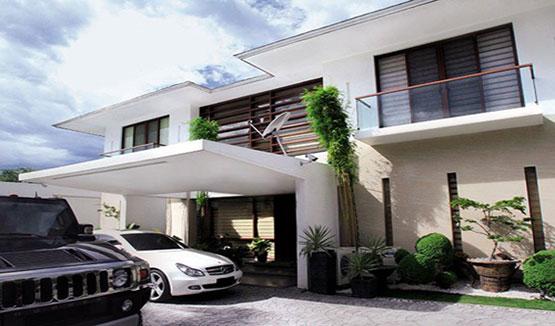 Manny Pacquiao S Many Homes Zipmatch