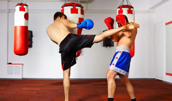 defense moves gym
