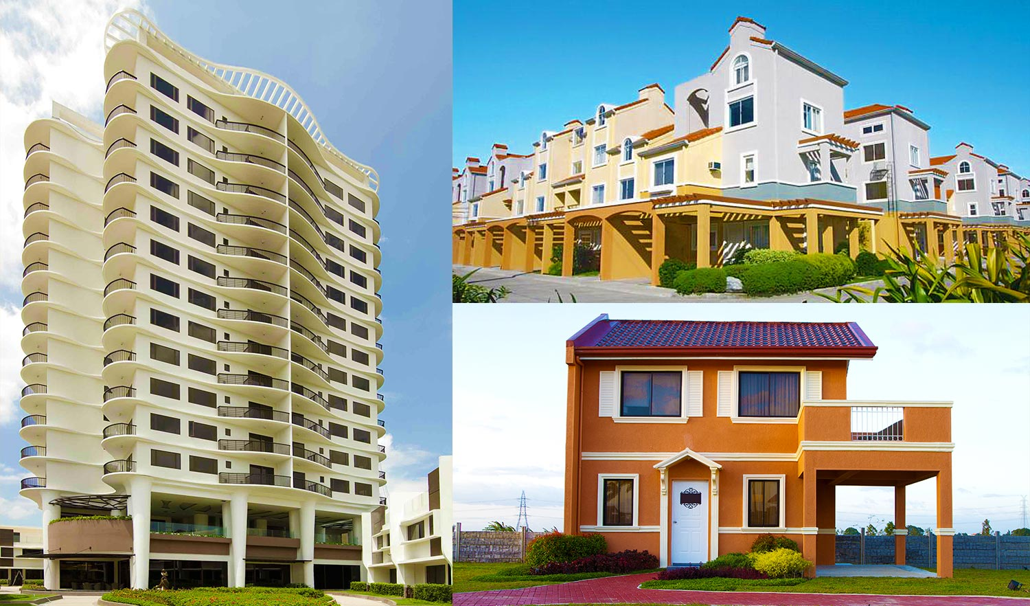 Common types of houses in the philippines zipmatch for Different kinds of houses