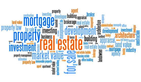 real estate jargon