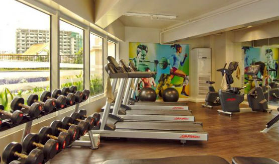 solemare parksuites gym