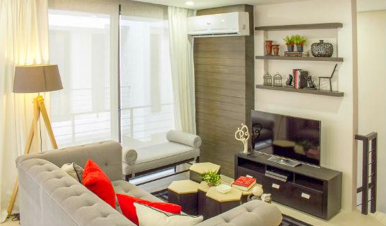 living room modern dwellings