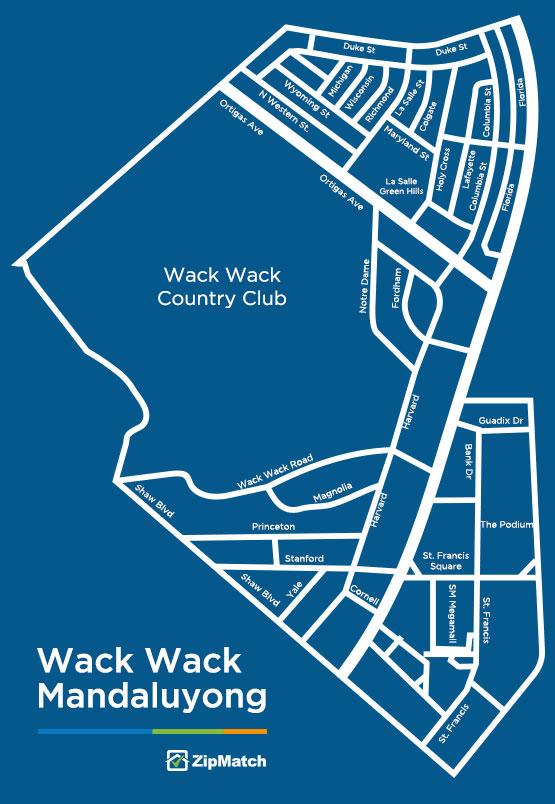 Wack Wack Mandaluyong