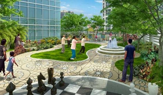 noble place binondo sky garden