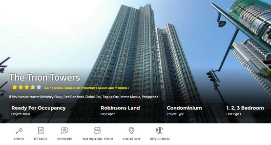 trion towers zipmatch project page