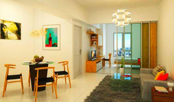 The Vantage Living Room