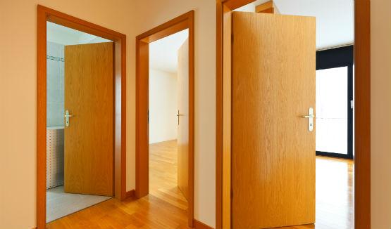 wide doors