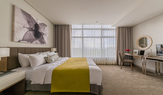 The sisters aimed to create a spacious sanctuary amidst the central  business district, which, despite being predominantly modern, has that  welcoming warmth ...