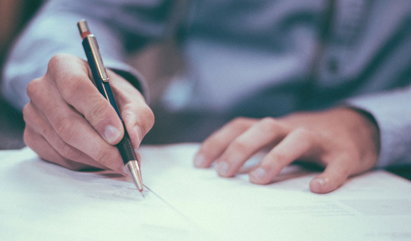 legal documents sell your condo