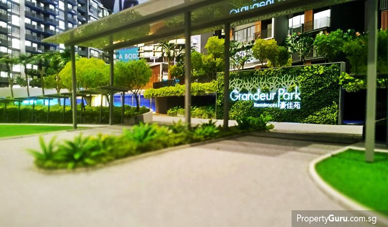 Grandeur Park Residences Singapore